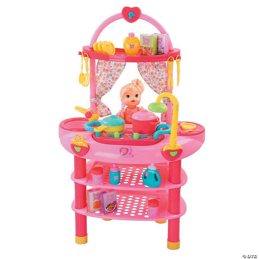 Baby alive cook n care set%7e13757339