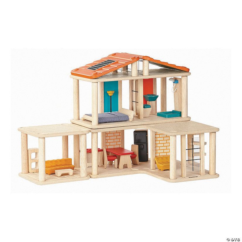 Creative play house with family bundle%7e13827276