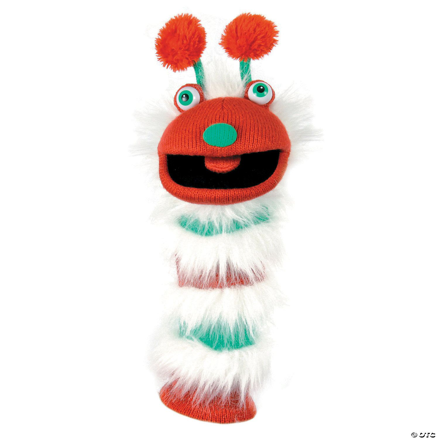 Chris sockette knitted puppet%7e13763746