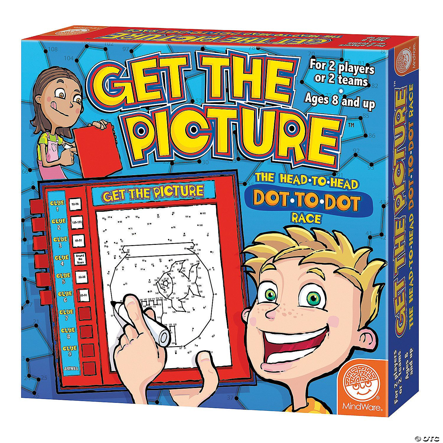 Get the picture dot to dot race%7e52142