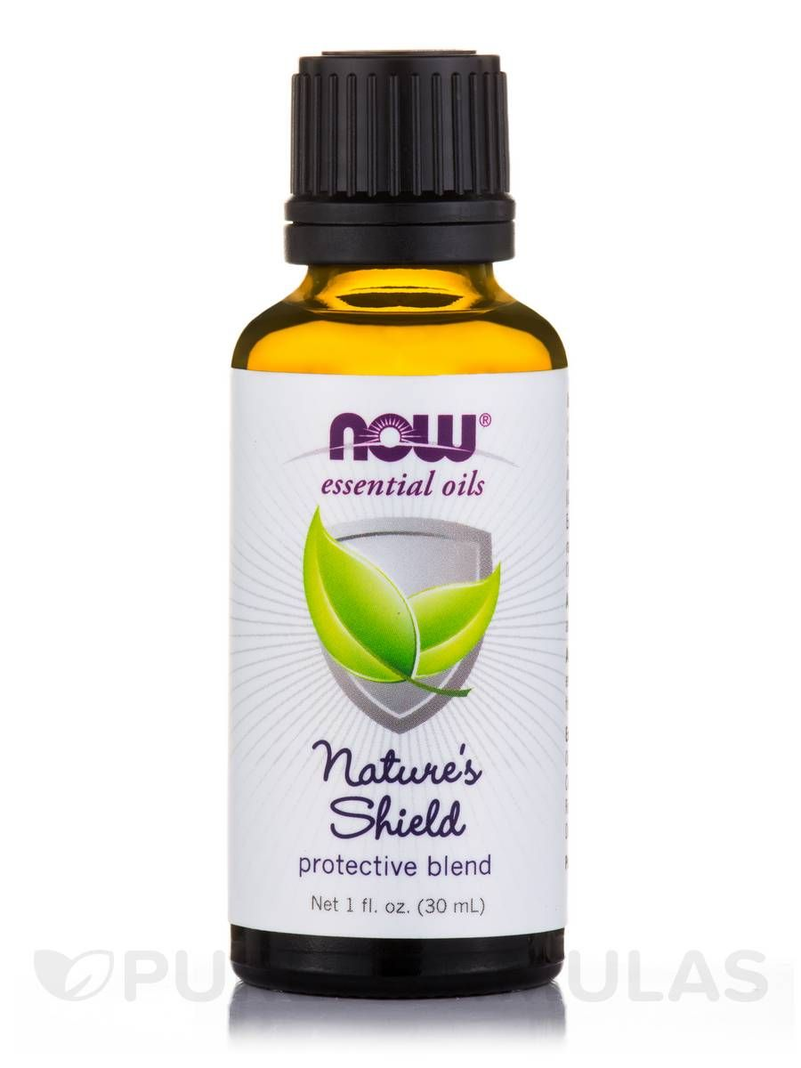 Now essential oils natures shield 1 fl oz 30 ml by now