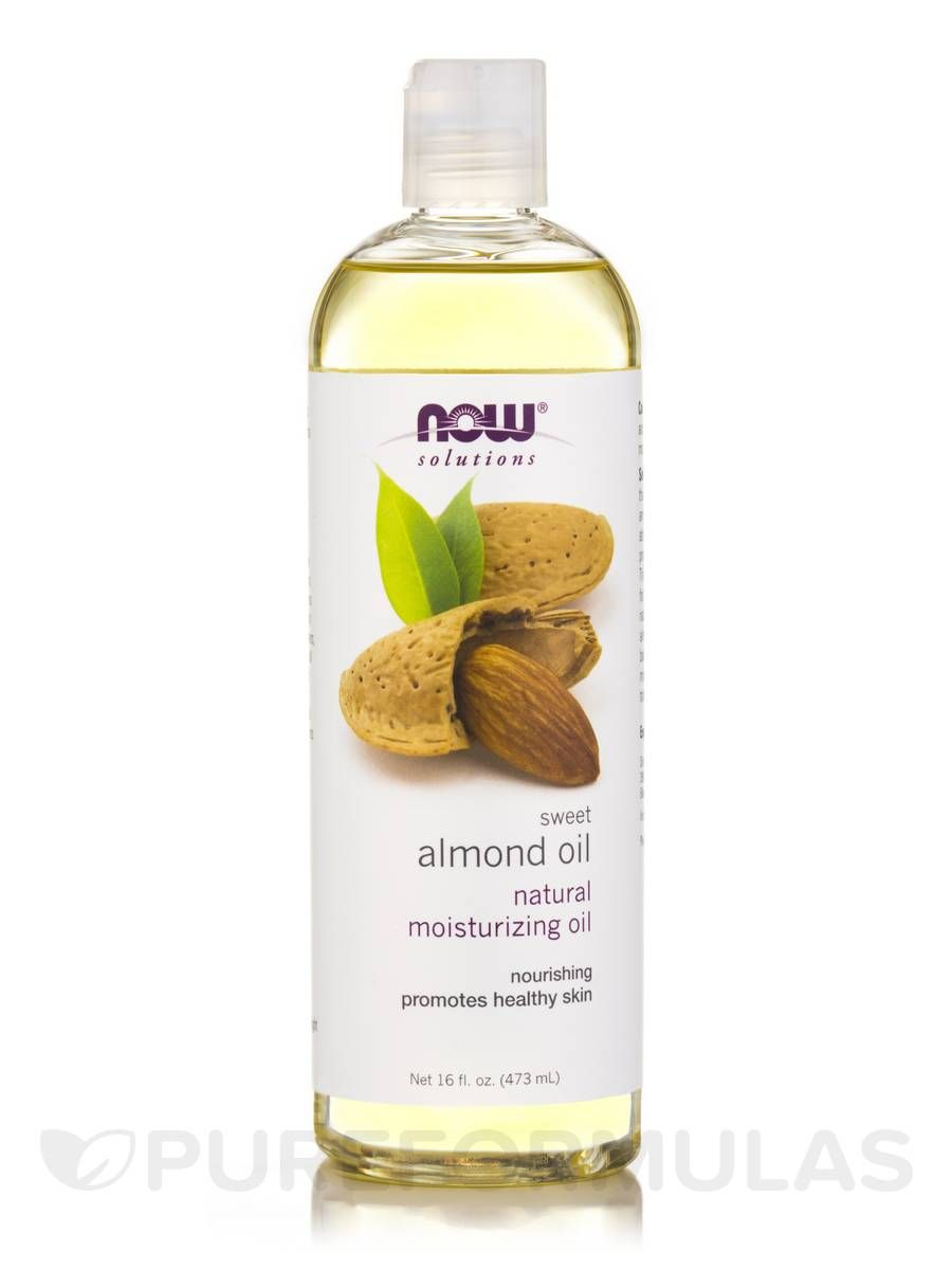 Sweet almond oil 16 oz by now