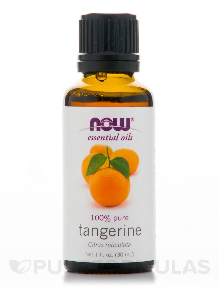 Tangerine oil 1 oz by now