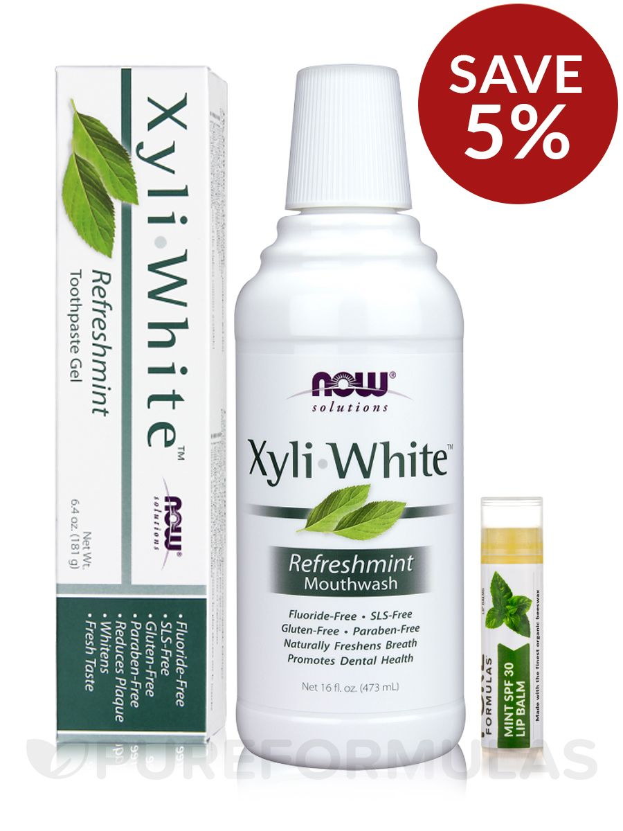 Xyliwhite oral health essentials save 5 on a bundle by multi brand bundle